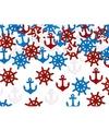 Decoratie confetti maritiem thema 7 gram