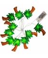 Decoratie led verlichting palmboom 165 cm