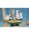 Decoratie zeilboot humboldt 24 cm