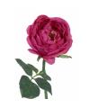 Deluxe kunst roos luna rood 33 cm