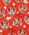 Disney inpakpapier rood minnie 200 x 70 cm
