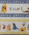 Disney inpakpapier winnie blauw 200 x 70 cm