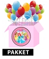 Disney princess kinderfeest pakket