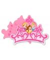 Disney prinses uitnodigingen 6 x