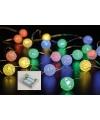 Feestverlichting gekleurde ballen