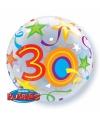 Folie ballon 30 jaar 56 cm