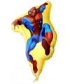 Folie ballon spiderman vorm 58 cm