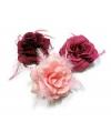 Glitter roos in roze tinten
