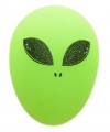 Glow in the dark alien stuiterbal