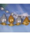Gouden en zilveren slingers pakket