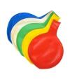 Grote ballon 65 cm geel
