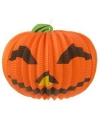 Halloween halloween pompoen lampion 26 cm