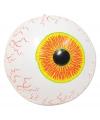 Halloween opblaasbare oogbal bal 40 cm