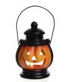 Halloween pompoen lantaarn 18 cm