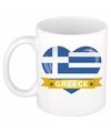 Hartje griekenland mok beker 300 ml