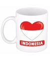 Hartje indonesie mok beker 300 ml