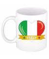 Hartje italie mok beker 300 ml