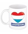 Hartje luxemburg mok beker 300 ml