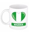 Hartje nigeria mok beker 300 ml