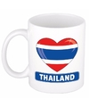 Hartje thailand mok beker 300 ml