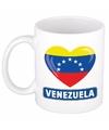 Hartje venezuela mok beker 300 ml