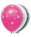 Helium leeftijd ballonnen 75 jaar