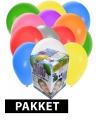 Helium tank incl 50 ballonnen