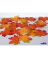 Herfstbladeren decoratie 16x