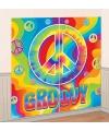 Hippie scene setter groovy 165 x 82 5 cm