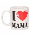 I love mama beker mok 300 ml