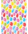 Inpakpapier ballonnen 70 x 200 cm