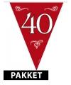 Jubileum feestpakket 40 jaar