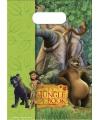 Jungle book feestzakjes 6 stuks