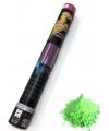 Kleurenpoeder shooter groen 40 cm