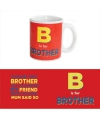 Koffie mok brother