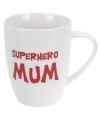 Koffie mok superhero mum
