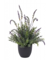 Kunst lavendel plant 38 cm