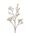 Kunst magnolia tak 105 cm creme