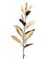 Kunst magnolia tak goud 86 cm