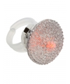 Led ring met wit rondje