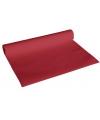 Luxe bordeaux kleur tafelloper