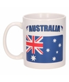 Mok australische vlag