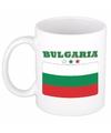 Mok beker bulgaarse vlag 300 ml