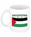 Mok beker palestijnse vlag 300 ml