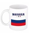 Mok russische vlag