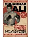 Muhammad ali poster 61 x 91 5 cm