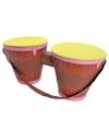 Opblaasbare bongo trommels