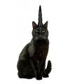 Opblaasbare eenhoorn hoorn voor katten
