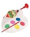 Paaseieren schildersetje 6 kleuren