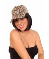 Panter baseballcap met lovers